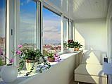 Раздвижное окно двухстворчатое SWS, рама 80 мм, фото 4