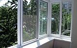 Раздвижное окно двухстворчатое SWS, рама 80 мм, фото 5