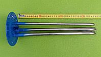 Фланец-колба Ø140мм под сухие тэны для бойлеров Termal, Electrolux, NovaTEC, Grunhelm (трубки из НЕРЖАВЕЙКИ)