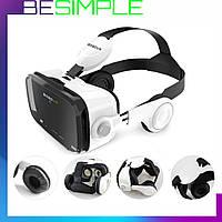 Очки виртуальной реальности VR BOX Z4 с наушниками