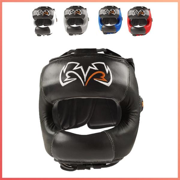 Боксерский шлем RIVAL RHGFS1 Face-Saver Boxing Headgear