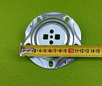 """Фланец металлический с ушками (""""без места под анод"""") Ø125мм / на 5 отверстий для бойлеров ARISTON  Италия, фото 3"""