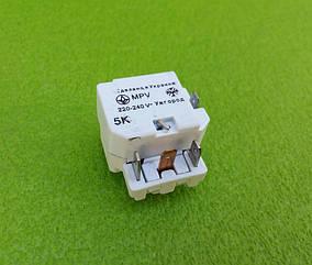 Реле пусковое для холодильников MPV 5К / 0.5A / 220-240V Ужгород