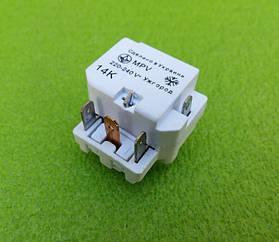 Реле пусковое для холодильников MPV 14К / 1.4A / 220-240V Ужгород
