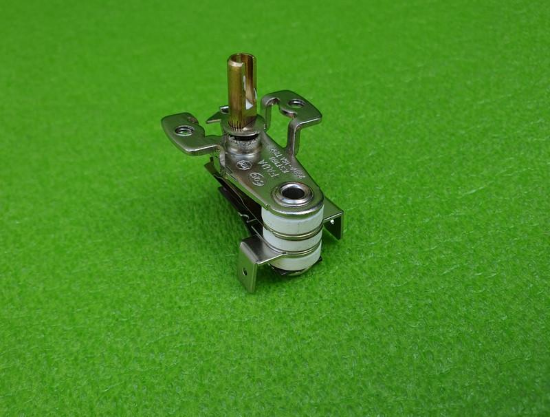 "Терморегулятор биметаллический FADA KST16B / 16А / 250V / T250  (""с ушками"") для электродуховок, обогревателей"