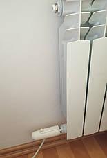 """Тэн патронный для полотенцесушителей, батарей (под терморегулятор) 700W (нержавейка) / резьба 1/2"""" HT, Италия, фото 3"""
