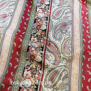 56017 Орнамент Винтаж. Квилтинговая ткань для шитья и рукоделия. 100% хлопок., фото 3