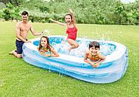 Детский бассейн Intex 56483 Семейный 769 литров, фото 1