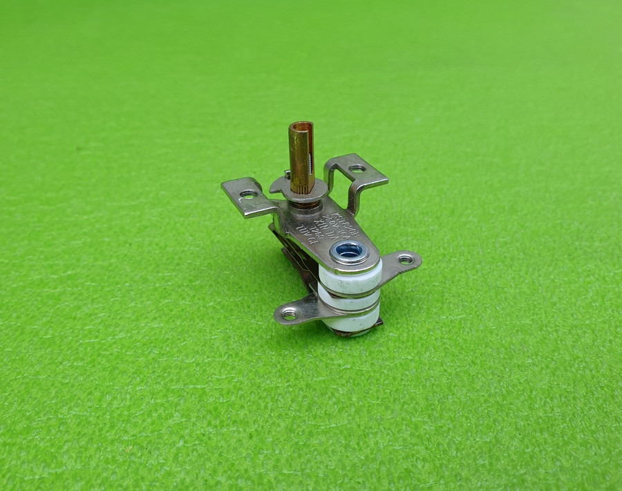 "Терморегулятор XIN DA KST820B / 16А / 250V / T250 / клеммы с резьбой (""с ушками"") для электродуховок, утюгов"