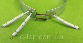 Тэн для термопота Ø165мм 750W 220V с керамическими изоляторами, фото 2