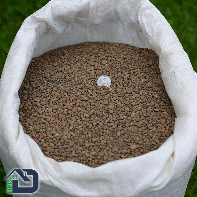 Керамзит 2-5 мм в мішках