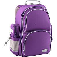 """Рюкзак школьный полукаркасный Education """"Smart"""" фиолетовый, Kite (K19-702M-2), фото 1"""