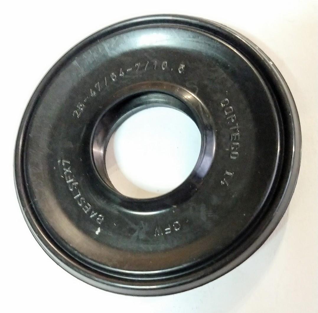 Сальник 25*47/64*7/10.5 (оригинал) для стиральных машин