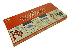 Игра настольная Монополия 338