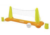 Intex 56508, надувная Волейбольная сетка на воде