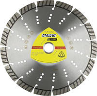 Алмазный отрезной круг DT612UT SUPRA 230X2,6X22,23