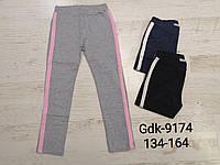 Лосины для девочек оптом, Glo-story, размеры 134-164, арт. GDK-9174