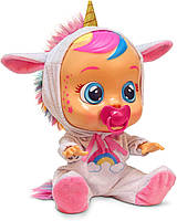 Кукла пупс плакса Единорог Cry Babies Dreamy Baby Doll, фото 1