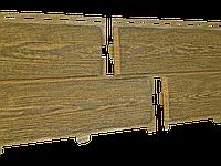 Фасадные панели U-Plast Hokla Винтаж (охра)