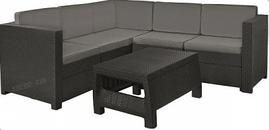 Комплект садових меблів Provence Set, сірий