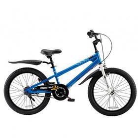 Велосипед Royal Baby Freestyle 20 синий