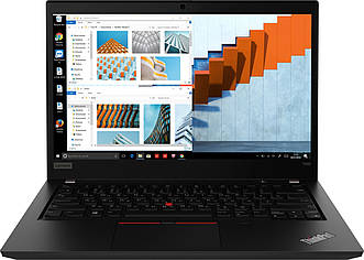 Ноутбук Lenovo ThinkPad T490 (20N2006SRT) FullHD Win10Pro Black