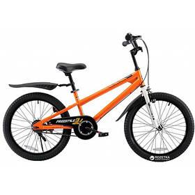 Велосипед Royal Baby Freestyle 20 оранжевый