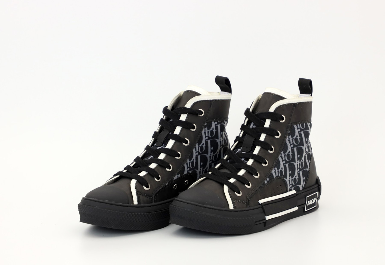 Женские черные Кроссовки Dior Sneakers