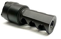 Титановый ДТК Steel SPLASH 3 .223 - 1/2 28 UNEF