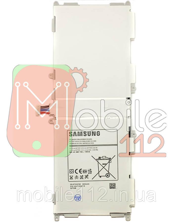 Аккумулятор (АКБ батарея) Samsung EB-BT530FBE оригинал Китай Galaxy Tab 4 T530 T531 T535 6800mAh