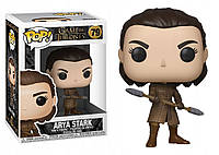Фигурка Funko Pop Фанко Поп Игра Престолов Ария Страк Game of Thrones Arya 10 см SKL38-222610