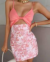 "Платье ""Leuzea"" pink"