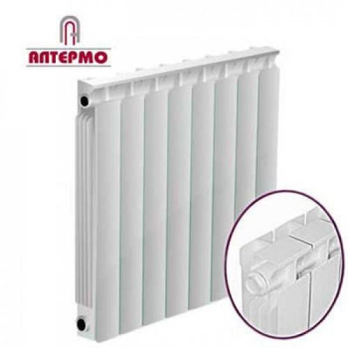 Радиатор биметаллический АЛТЕРМО ЛРБ 500/80 (Полтава)