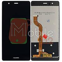 Экран (дисплей) Huawei P9 EVA-L09 EVA-L19 EVA-L29 + тачскрин черный