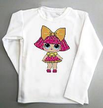 Дитяча футболка з довгим рукавом (РЕГЛАН). Роздрібна вартість: 200,00 грн