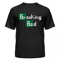 Футболка мужская Breaking Bad (пиксели), Во все тяжкие