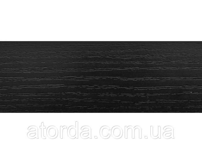 Кромка PVC Черная структура 202-S Maag