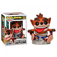 Фигурка Funko Pop Crash bandicoot Crash Bandicoot Крушение бандикут Крэш Бандикут 10 см