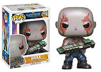 Фигурка Funko Pop Guardians of the Galaxy Drax Стражи Галактики Дракс