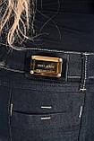 Джинсы женские прямые ОMATjeans 9594 черные, фото 10