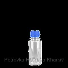 Бутылка ПЕТ 100мл с крышкой 5шт/уп диаметр горла 28мм