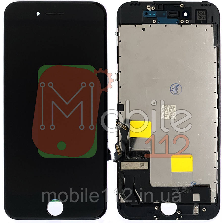 Экран (дисплей) Apple iPhone 7 + тачскрин черный оригинал Китай