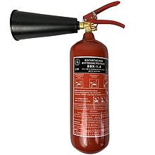 Вогнегасник вуглекислотний ВВК-1.4 (ОУ-2 / ВВ-2)