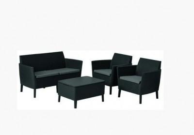 Набор мебели Salemo set серый