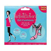 Гелевые подушечки для ухода за кожей ног The Foot Factory Cushions 2 пары