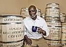 30 шт мини 8г кофе для гостиничного номера в подарок посетителю - редкий кофе Блю Маунтин Ямайка, фото 6
