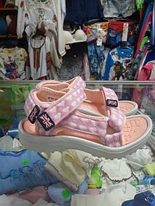 Літні спортивні босоніжки, сандалі для дівчинки розмір 28 31 32