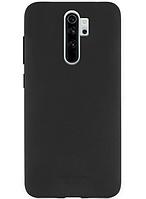 Чехол Molan Cano full для Xiaomi Redmi Note 8 Pro черный (ксиоми редми нот 8 про)