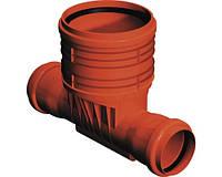 Колодец проходной ПВХ 400 / 315 для гладких труб