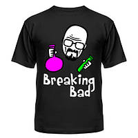 Футболка с Breaking Bad Chemical, купить футболки недорого, доставка по Украине